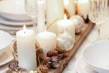 Table decor and Settings
