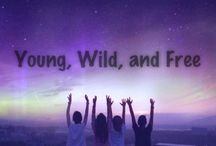 Young,Wild, end Free / <3