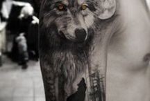 Tattoo de animais