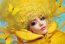 Everything yellow