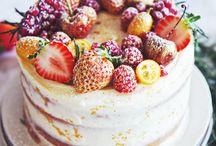 Cakes' design