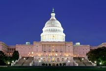 Favorite place to visit-Washington DC / by Maggie Stratford