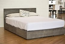 Sustainable Furniture / Reclaimed, repurposed, reborn. / by The Clean Bedroom