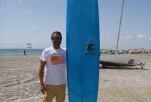 Surf / Tablas de surf de Kazuma