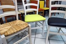 Rustic chairs / contry style chairs