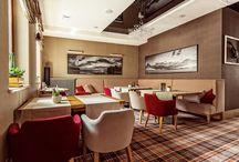CAFÉ SOUVENIR, HOTEL WIENIAWSKI LUBLIN / Authorial dishes and ideas of executive chef Piotr Skwarek