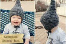 Crochet - On the head / by Petra Göransson