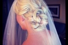Wedding Hair @efoxxHAIR / Hair done by the efoxxHAIR team