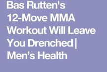Martial arts workouts