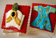 Ottoman Cookies / Cookies