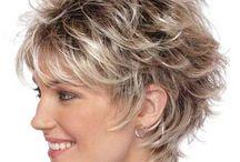 kurz Haar Frisure