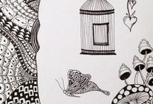 Zentangle/doodle