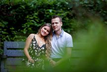 Barbara and Tim / Photo session with Barbara and Tim in Tannaghmore Gardens www.weddingphotography-northernireland.com
