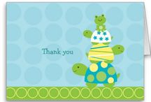Turtle and Frog Baby Shower/Birthday Party
