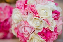Pink Weddings- So lovely / I LOVE PINK