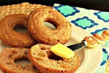 Baked Donuts/Bagels