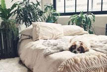 Boho luxe home / Home styling ideas for the boho lover