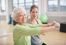 Physical Therapist / There are many benefits of physical therapy for the elderly. Not only is it great for providing a safe environment for conditioning, it also helps strengthen and improve balance.  Geriatric physical therapy is a proven way for elderly parents of all levels of physical ability to build confidence, improve balance and strength, and stay active. There are many additional advantages to physical therapy and your parent may be a prime candidate for receiving it.