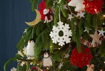 Christmas Decorations / A look at Christmas decorations from different retailers and designers.
