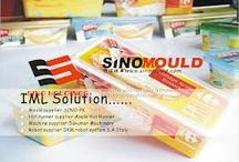 IML Moulding Solution / For IML Moulding solution, choose Sino Packaging Mould Co. Ltd. which is a professional IML mold supplier and manufacturer in China.