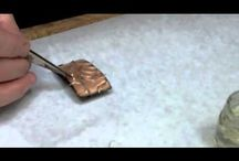 Enameling Tutorials, Video's and How-To's / Enameling looks like it would be so much fun.  I would love to learn how to do this.   If you would, too pictures perhaps these tutorials, video's and how-to's will be helpful.