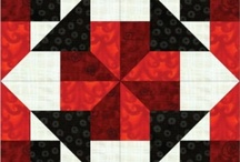 Quilt Block patterns / Quilt pattern inspiration for polymer clay