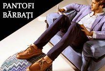 Pantofi pentru barbati / O colectie impresionanta de pantofi din piele pentru barbati. Mereu la moda indiferent de sezon.
