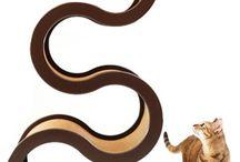 Meubles pour chat / Rigolos et design pour nos amis les chats