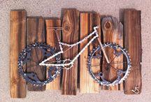 Велосипедное искусство