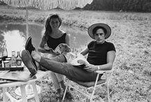 Alain Delon with...