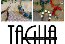 TAGUA JAKARTA / TAGUA is a sample of creative Jewelry , Bijouterie and Accesories design made with materials from Latin America.