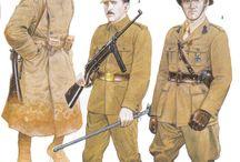 Romania WW2 uniforms