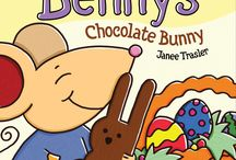 Spring into reading! / Our favourite books for Easter, Passover and spring!