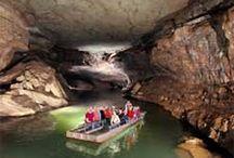 Mağaralar tatil
