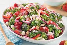 Salade cuisine et nutrition