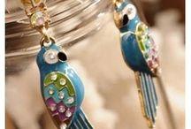 Бижутерия от Cookiefox/Cookiefox bijou / Стильная бижутерия ручной работы от интернет магазина Cookiefox. // Trendy jewels from the Cookiefox online store