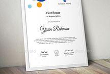 Diplomas - Diseño