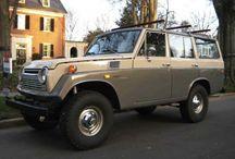 Classic Toyota Models