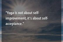 Inspirations / Yoga