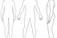 Obrys těla
