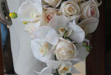 Bouquet Mariage tendance 2015 / Fleurs pour mariage tendance: https://youtu.be/sDXwgJa-f2c Bouquets très beaux que vous garderez après le mariage