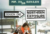 Northern Exposure / I am a big fan of Northern Exposure. I collect pins about this TV series.