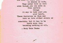 Quotes  / by Adriana Schutz