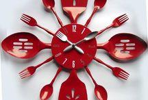 Clocks / Clocks Tic Tock / by Barbie Rodes