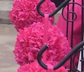 Pretty Pomander flower orbs