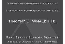 Handyman Services / by Timothy Dale Whalen Jr.
