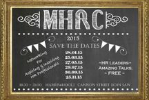 2015 for myHRcareers / Get ready for a fabulous 2015 with myHRcareers