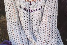 Sweters crochet