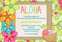 Invitations / Hawaii