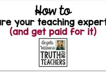 Earn Additional Income / Teachers have many transferrable skills.  Learn ways to earn additional income.
